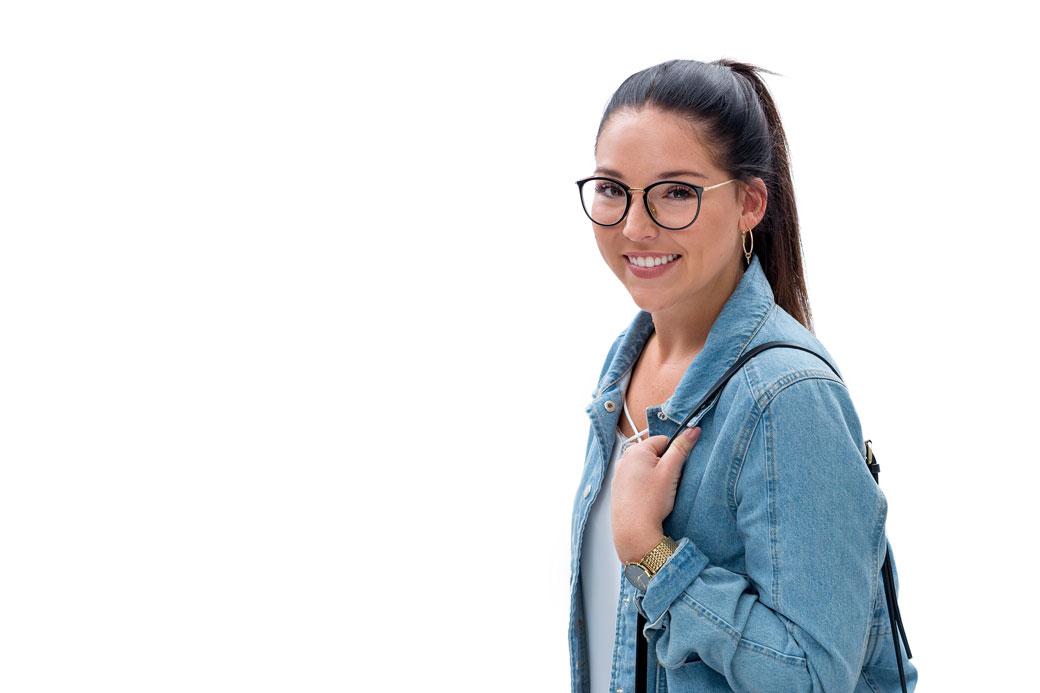 Lisa Jund, Augenoptikermeisterin