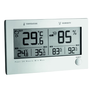 Twin Plus Thermo-/Hygrometer